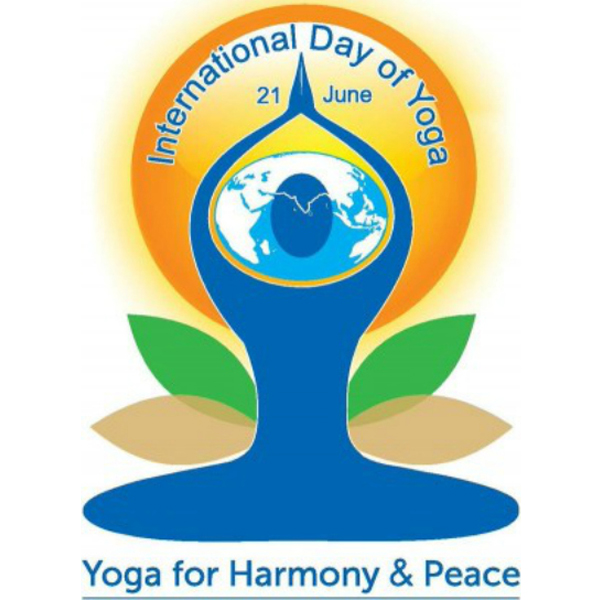 UN international yoga day logo square